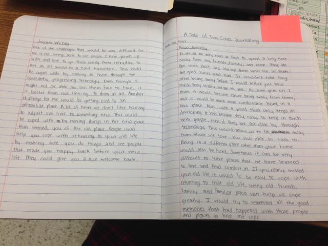 AICE Day 33-ATTC Book 1 Quiz & the GFF – Mrs  Reed's